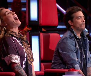 Videosnack: Anouk wordt gek van Ali B in The Voice
